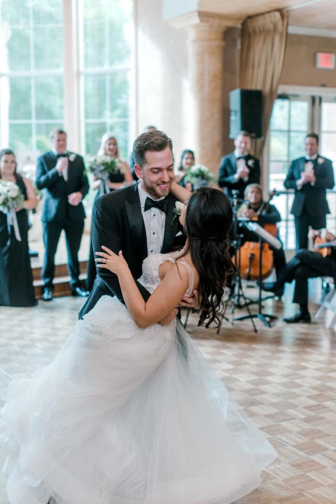 Sarah and Johns wedding dance - wedding dance lesson houston tx