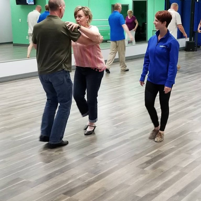 Private country dance lessons at just danze houston tx
