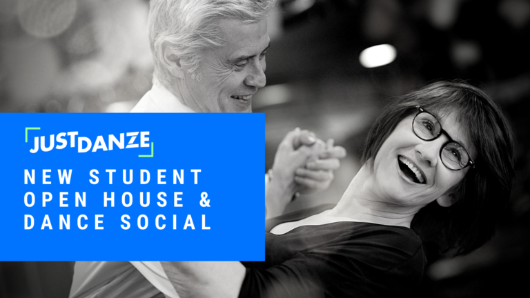 Just Danze New Student Open House Dance Social