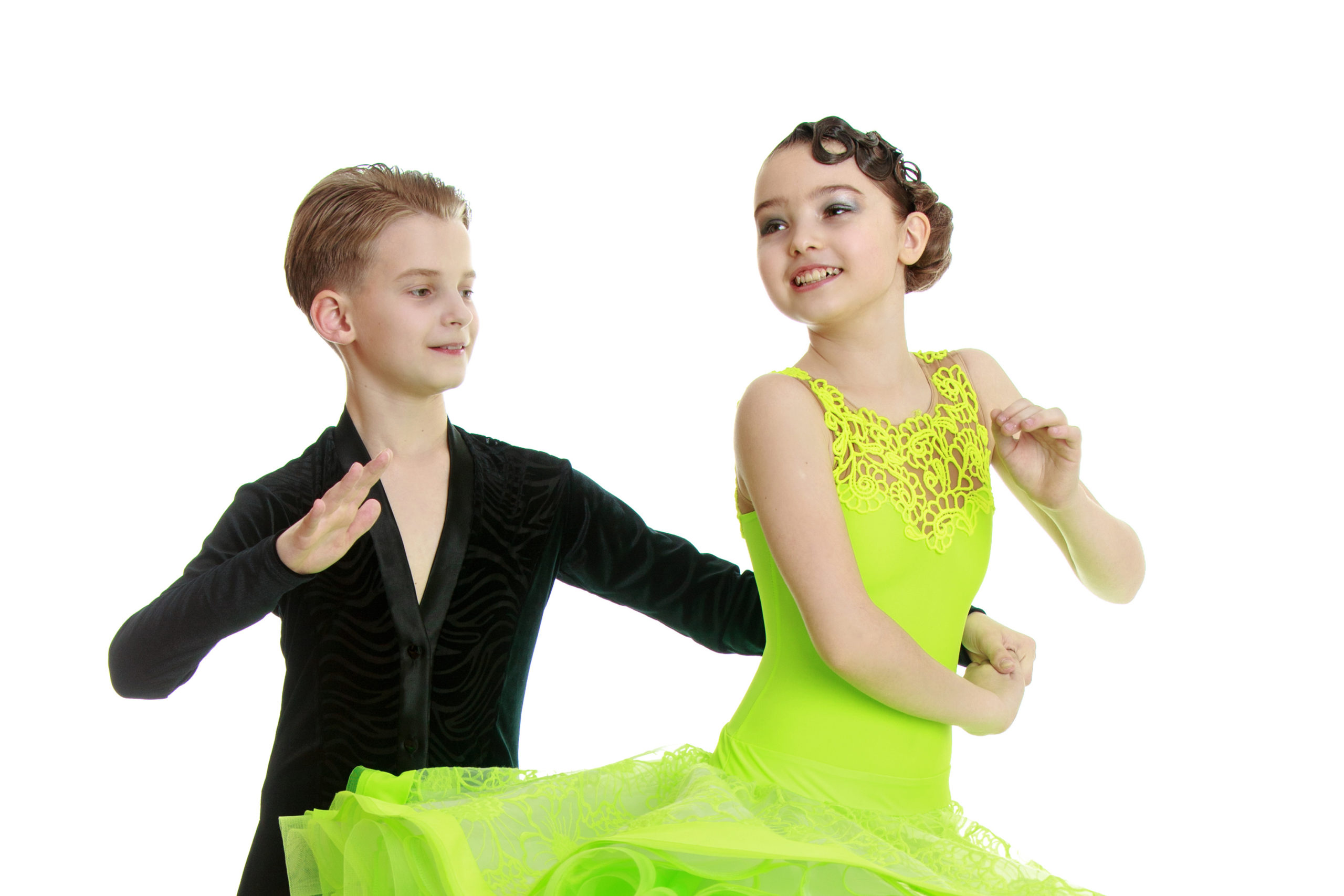 Youth Ballroom Dance Lessons